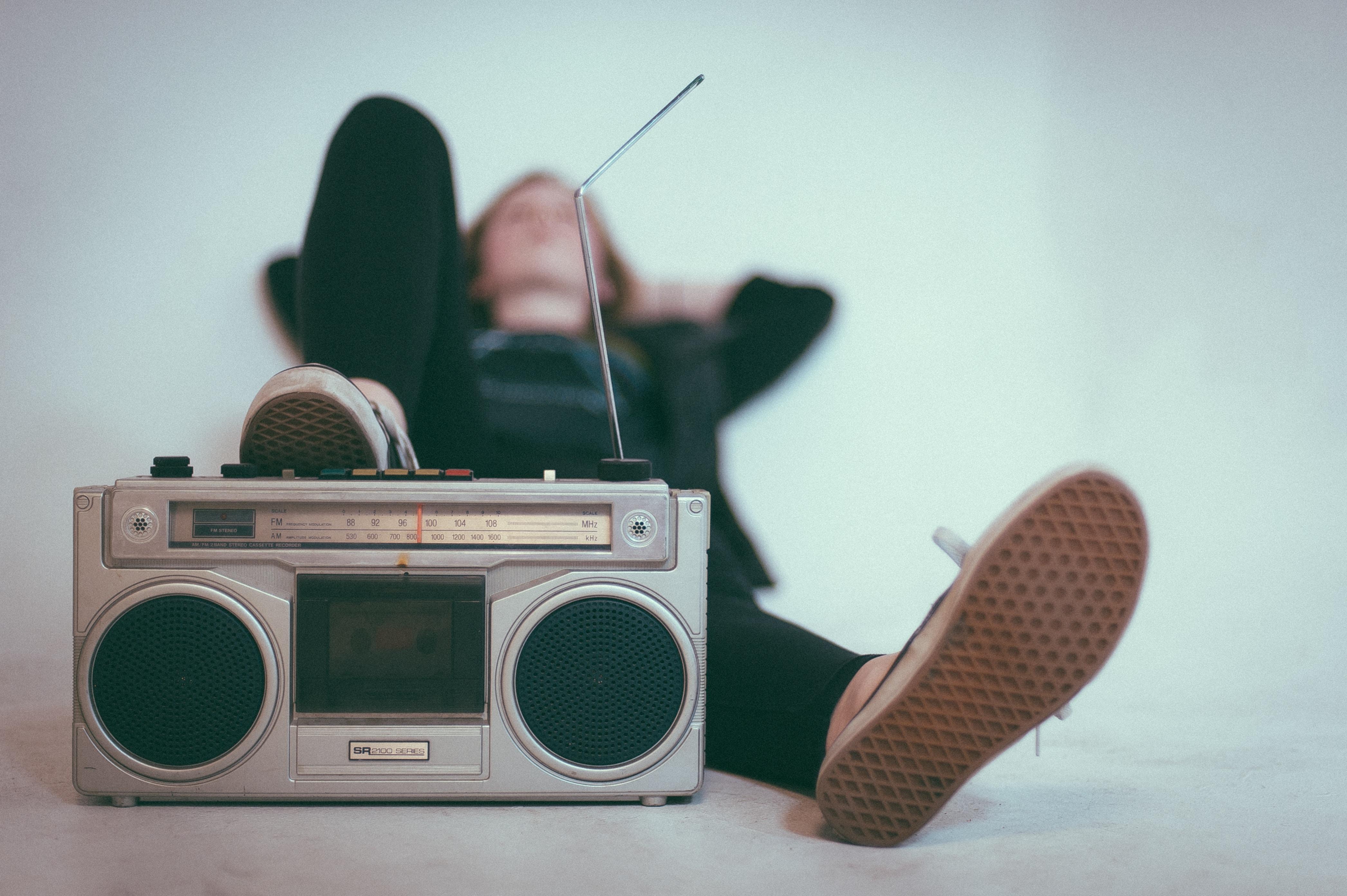 Hvad lytter I til hjemme hos dig?