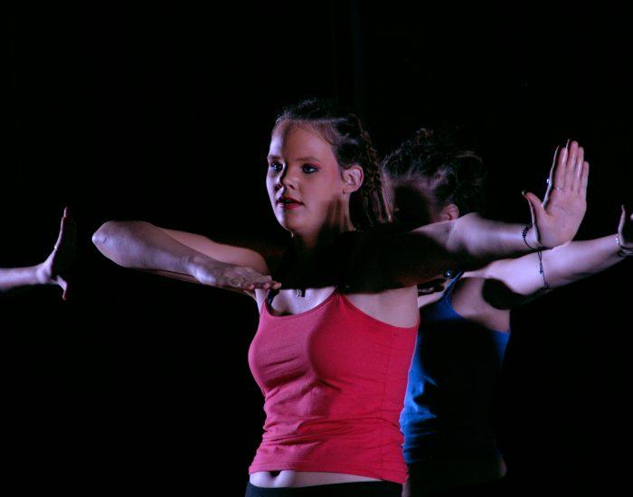 Dans til latinmusik til zumba